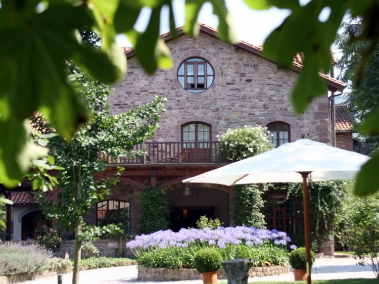 Garden Suite´s private porch