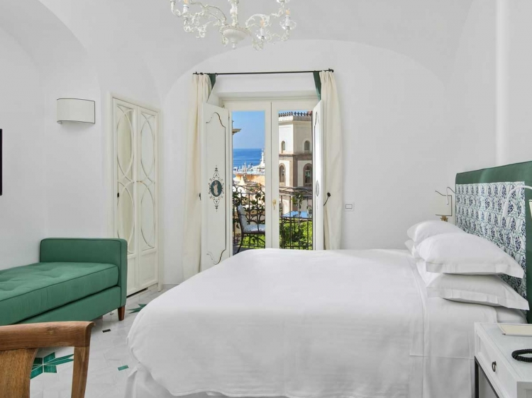 Hotel Palazzo Murat Positano romantik hotel best