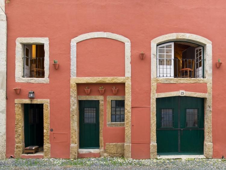 Casa de Merceiras appartment zu vermieten lissabon alfama beste