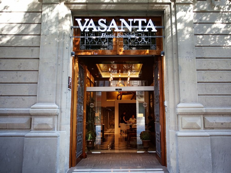 Vasanta Hotel Boutique Barcelona España Boutique Hotel de lujo