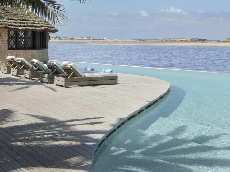 La Sultana Oualidia Hotel boutique design romantik beste