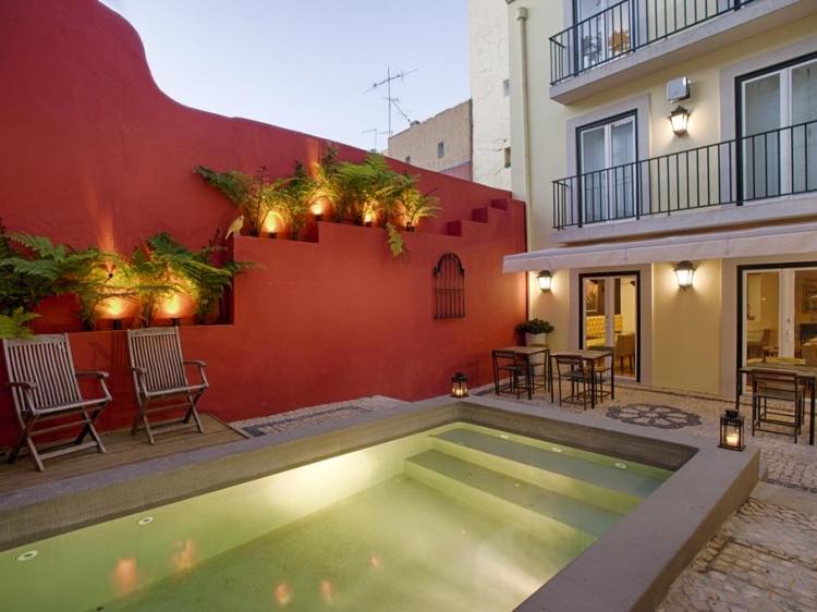 Dear Lisbon Palace Affordable Classy Portugal
