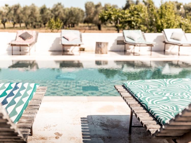 Masseri Prosperi Otranto puglia Hotel romantik boutique