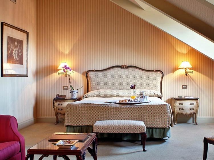 Orfila  Madrid Hotel luxus beste