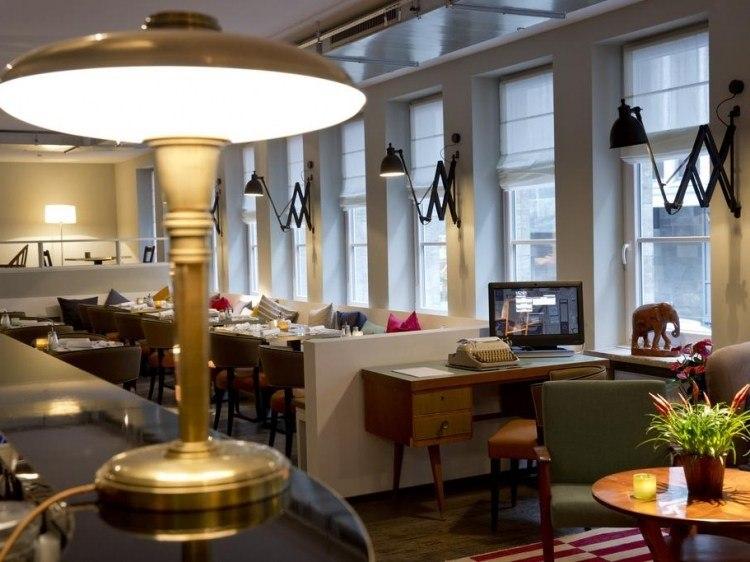 Henri Hotel Hamburg Boutique design romantic beste central