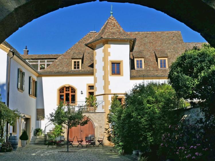 Schlößchen Hildenbrandseck – Chambres d'hôtes in der Pfalz