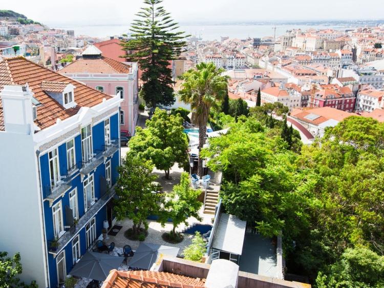 Torel Hotel Lissabona luxus