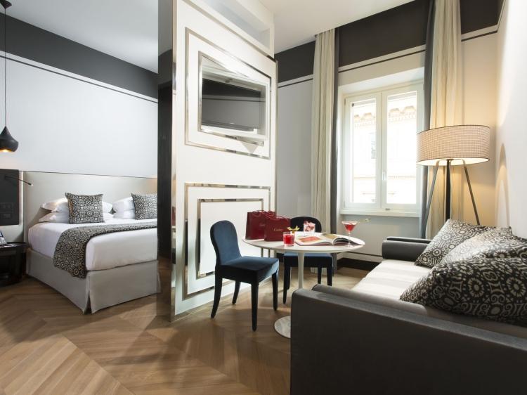 Hotel Corso 281 Rome beste luxus romantik
