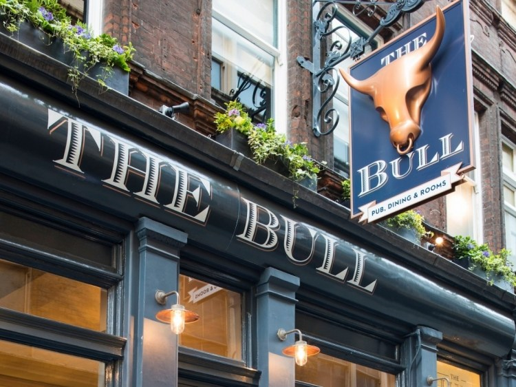 The Bull and The Hide  pub hotel b&b london beste