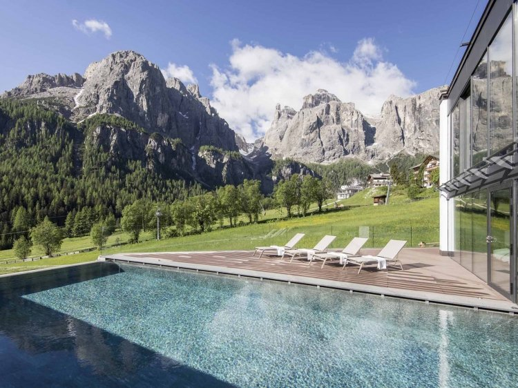 Romantik Arthotel Cappella beste hotel romantik spa