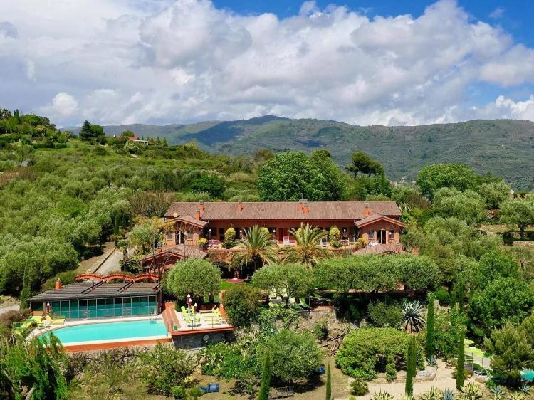 Relais San Damian hotel Imperia Liguria b&b con encanto