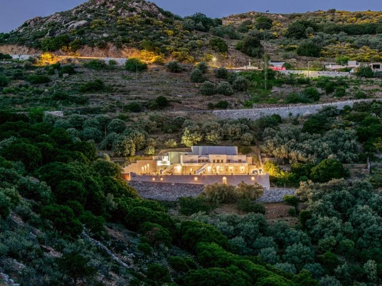 ELaiolithos Luxury Retreat ländlich authentisch Naxos