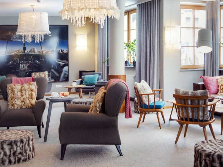 Hotel Valluga Sankt Anton am Arlberg hotel / Austria boutique design beste