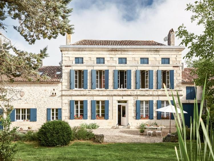 Saint-Michel-de-Lapujade Manoir Laurette b&b Hotel beste boutique