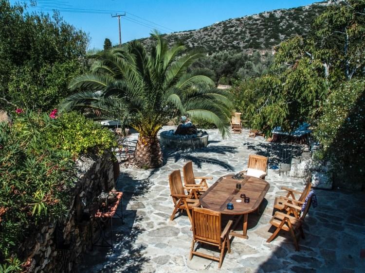 ferienhaus auf griechischer insel naxos