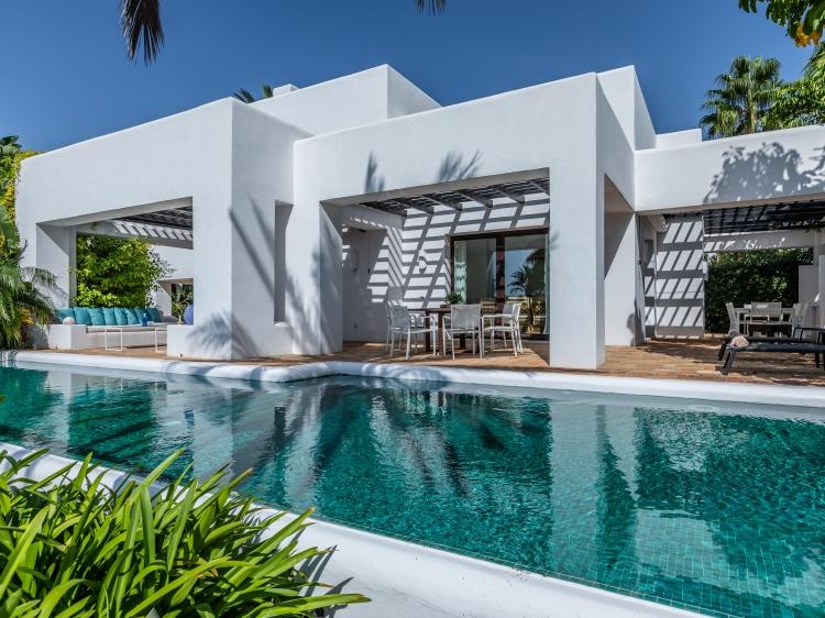 villa cortesin in spanien