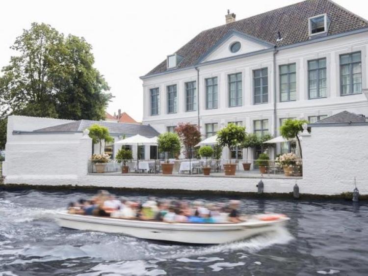 Boutique hotel Van Cleef Brugges luxus beste