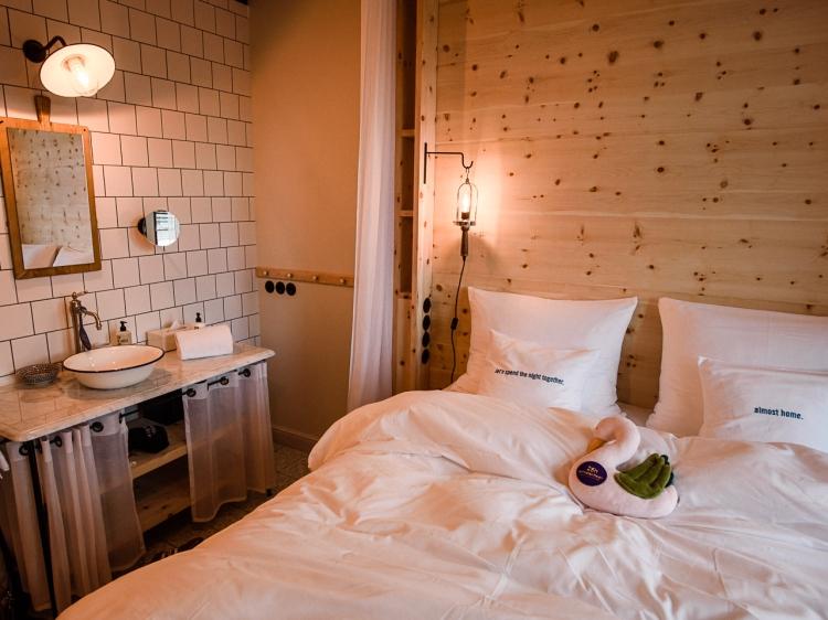 25 hours hotel Royal Bavarian Munich beste