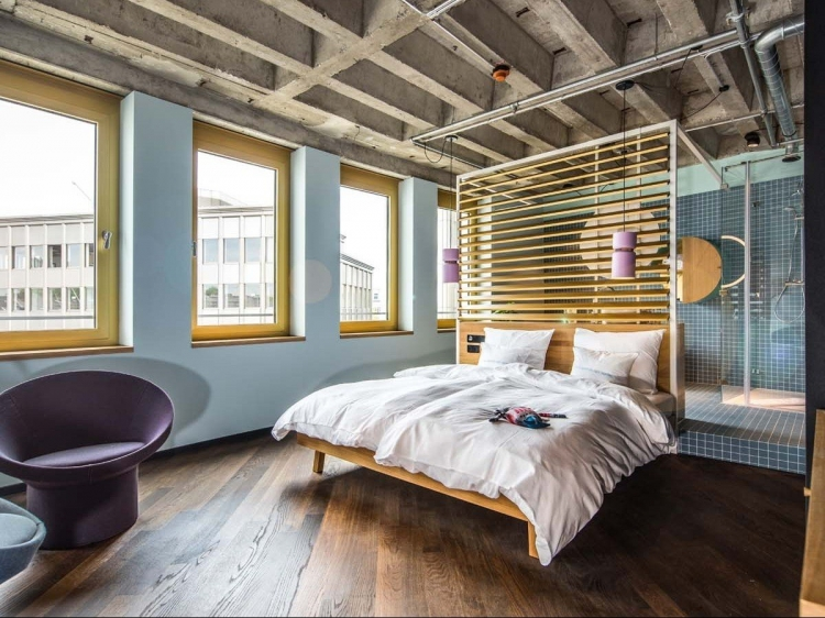 25hours Hotel The Circle koln beste