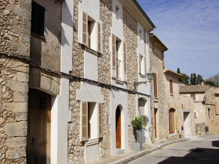 Ferienvilla Pollenca Mallorca Stadthaus LLEO57 beste villa zu vermieten