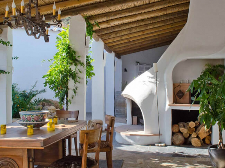 Carligto Hunting Lodge Private Ferien Villa Andalusien Malaga Spanien