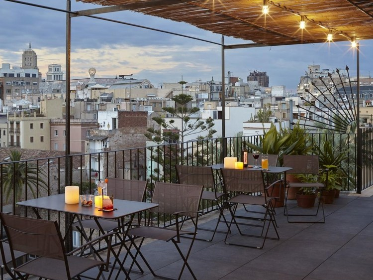 Casa Camper Hotel Barcelona beste design