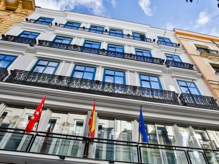 Ferienwohnung 11th Principe Madrid Spanien kleine Boutique Hotels
