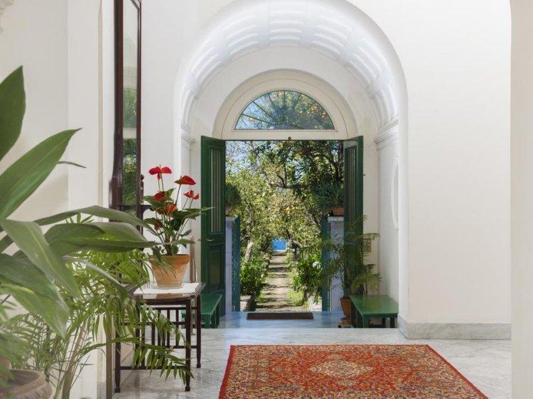 Villa Tozzoli House Sorrento Italien friedvolle Atmosphäre