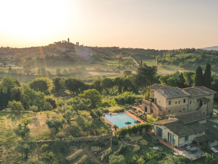 Agrivilla i pini biohotel tuscany beste