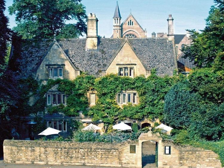 Old Parsonage Hotel Oxford schöner Luxus