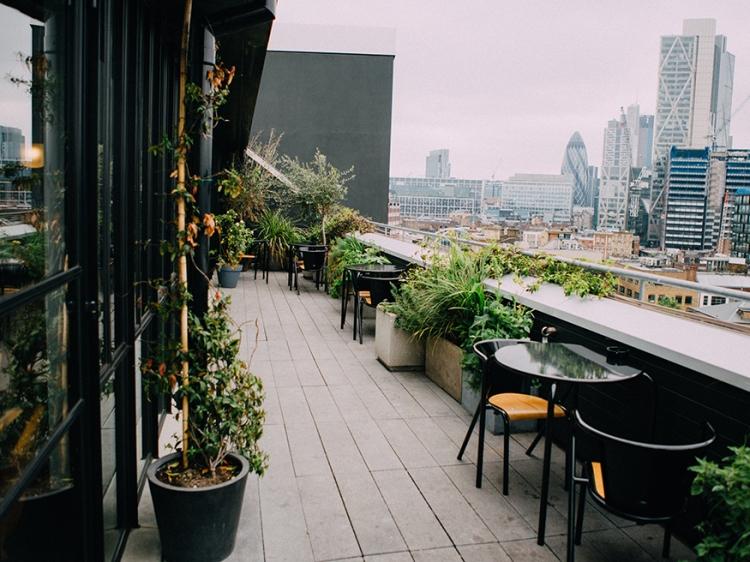 Ace Hotel London boutique  beste