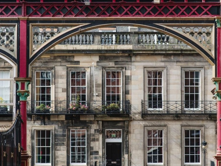 The Rutland Hotel Edinburgh chic hotel