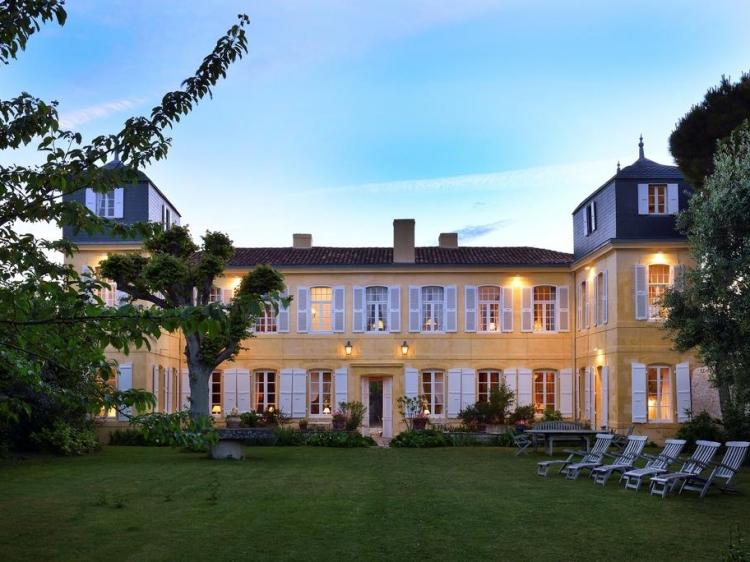 La Baronnie Hotel & Spa Saint-Martin-de-Ré historisches Gebäud e