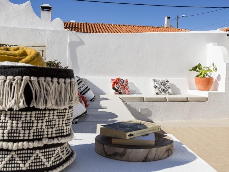 Terrace Villa Guincho