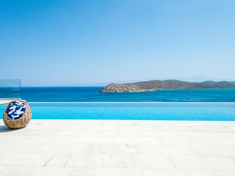 Eco Chic Villas Elounda Spinalonga Best Secretplaces sea view