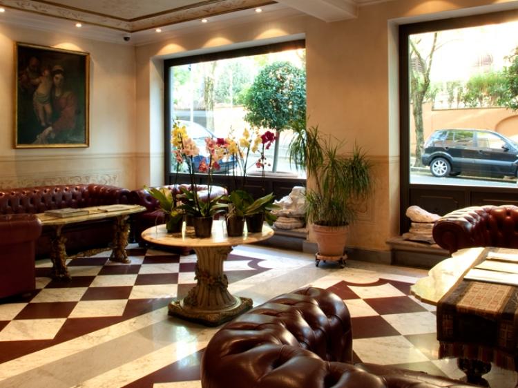 Hotel Villa San Pio Rom