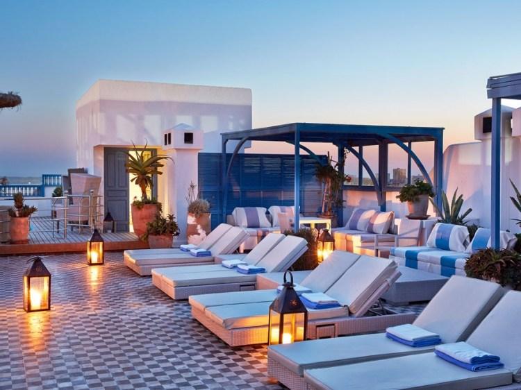 Heure Bleue Palais essaouira boutique luxus romantik hotel