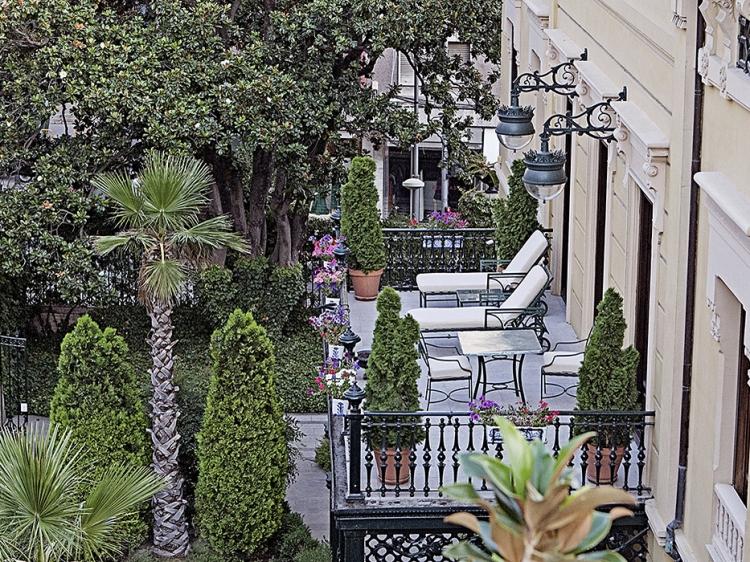 Hotel Palacio de los Patos Granada Hotel
