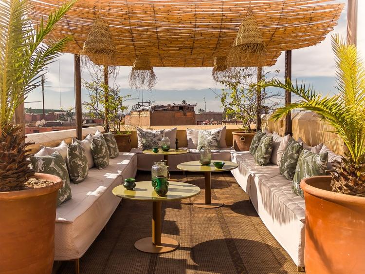 Riad 72 Marrakech boutique hotel beste romantik