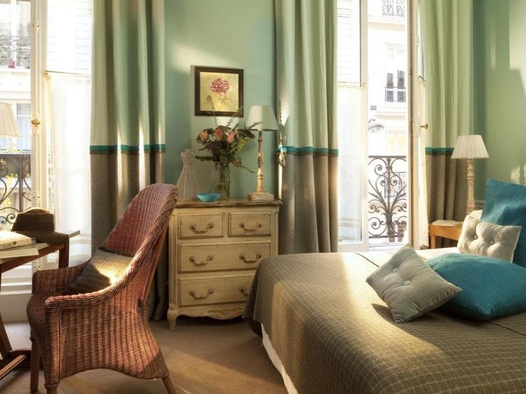 Hotel sainte beuve for Hotel les secrets de paris