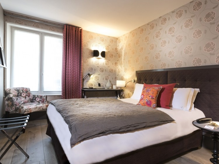 La Villa Saint-Germain-des-Pres Paris Hotel romantik