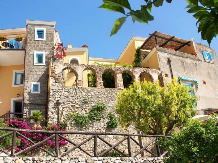 Villarena Relais Amalfi Coast charming place
