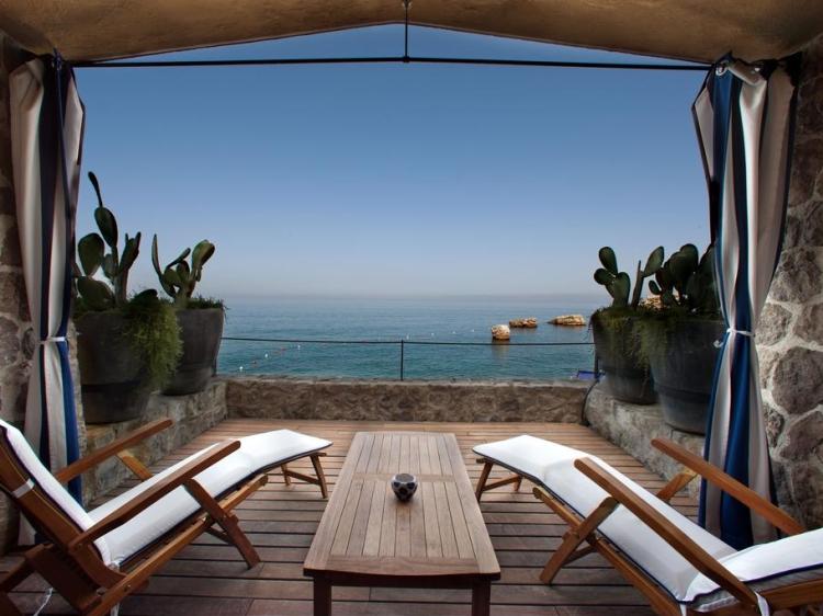 Capo la Gala Hotel Amalfi Coask  luxus beste hotel