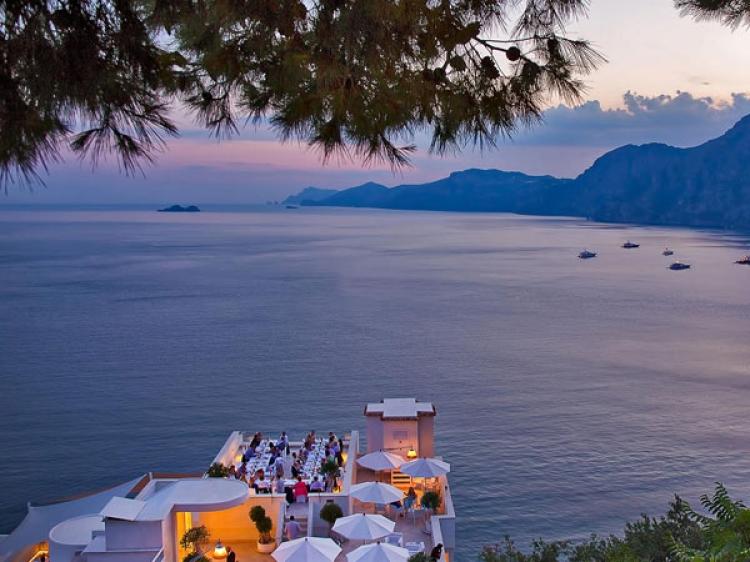 Casa Angelinakoast Amalfitana Hotel boutique romantik