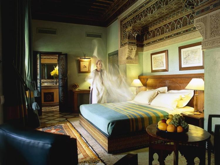 Riyad Al Moussika Hotel Marrakech b&b riad medina boutique beste