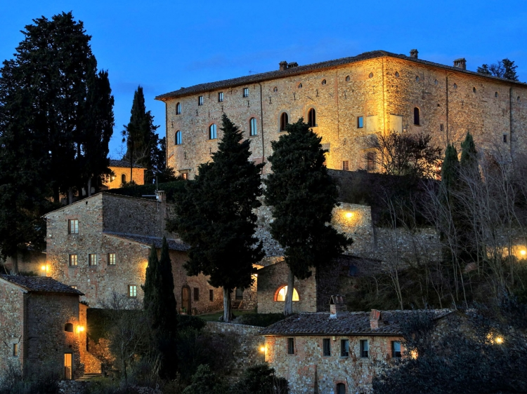 Castello de Bibbione Hotel Tuscany houses appartments