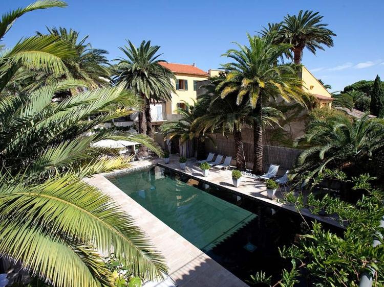 Hotel Pastis Saint Tropez Hotel boutique beste