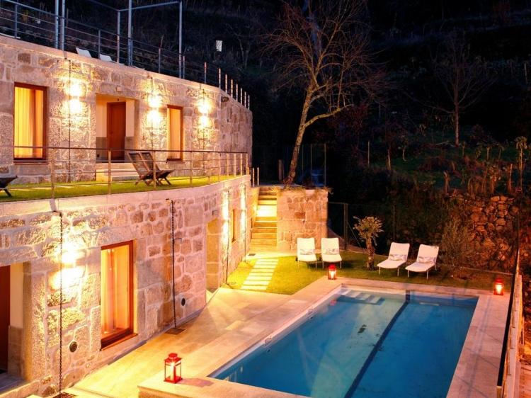 Casas da Lapa Seia boutique hotel beste romatik