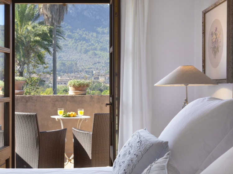 Can Quatre hotel soller mallorca boutique b&b beste