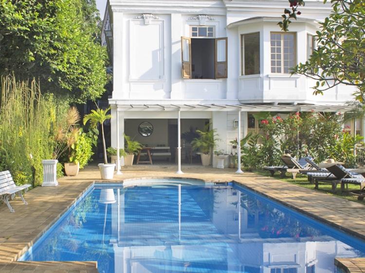 Mama Ruisa Rio de Janeiro Hotel boutique hotel romantik beste
